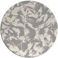 rug #1329148 | round beige natural rug
