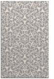 rug #1329184 |  white damask rug