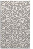 rug #1329344 |  white damask rug