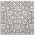 rug #1329356 | square beige traditional rug
