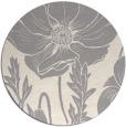 rug #1329368 | round beige natural rug
