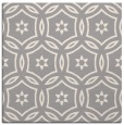 rug #1329396 | square white geometry rug