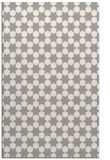 rug #1329464 |  white graphic rug