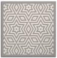 rug #1329496 | square beige borders rug