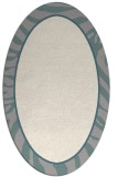 rug #1329700 | oval white borders rug