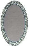 rug #1329763 | oval plain rug
