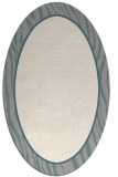 rug #1329800 | oval beige animal rug