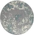 rug #1330028   round beige graphic rug