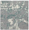 rug #1330056 | square white faded rug