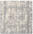 rug #1330176 | square white graphic rug