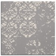 rug #1330236 | square white faded rug