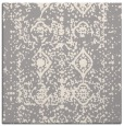 rug #1330276 | square white traditional rug