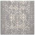 rug #1330376 | square white faded rug