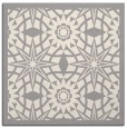 rug #1330496 | square beige borders rug