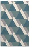 rug #1330564    white abstract rug