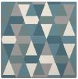 rug #1330716   square white retro rug
