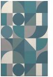 rug #1331204 |  beige circles rug
