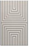 rug #1331624 |  white stripes rug