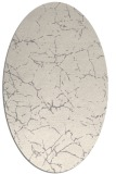 rug #1331640 | oval abstract rug