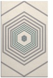 rug #1331664    white retro rug
