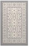 rug #1331764 |  white damask rug