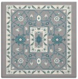 rug #1331836 | square beige borders rug