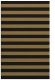 rug #163869 |  mid-brown stripes rug