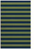 rug #163885    blue stripes rug