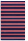rug #163941 |  blue-violet stripes rug