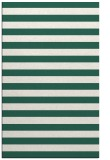 rug #163981 |  green stripes rug