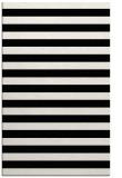 rug #164121 |  white stripes rug