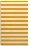 rug #164185 |  light-orange retro rug