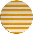 rug #164537 | round light-orange retro rug