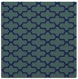 rug #168457 | square blue-green traditional rug
