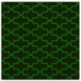 rug #168493 | square green traditional rug