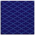 rug #168529 | square blue-violet traditional rug