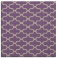 rug #168605 | square purple traditional rug