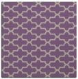 rug #168605 | square beige traditional rug