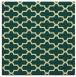 rug #168629   square yellow traditional rug