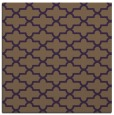 rug #168657 | square purple traditional rug