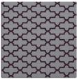 rug #168661   square purple traditional rug