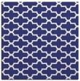 rug #168705   square blue popular rug