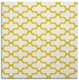 rug #168725 | square yellow rug