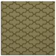 rug #168757 | square light-green traditional rug