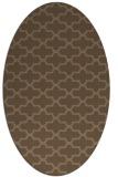 rug #168888 | oval traditional rug
