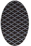 rug #168892 | oval traditional rug