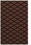 rug #169145 |  brown traditional rug
