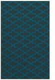 rug #169209    blue geometry rug