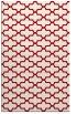 rug #169369 |  red popular rug