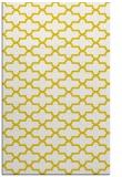 rug #169429 |  yellow rug